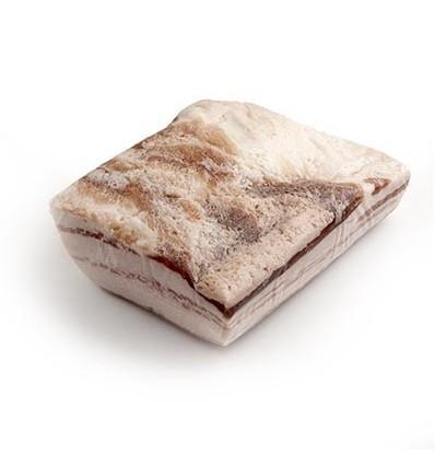 Panceta Ibérica con sal