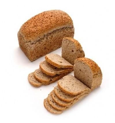 Pan de Molde de Cereales y SŽésamo