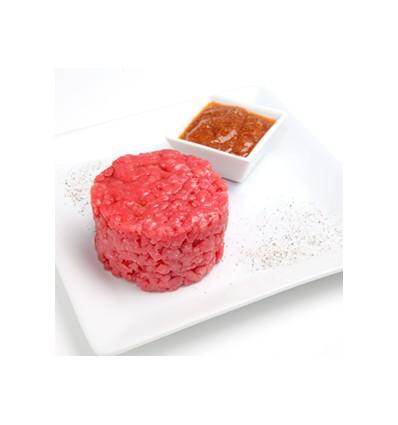 Steak Tartar + Salsa