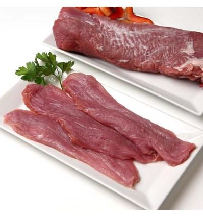 Solomillo Cerdo para Plancha
