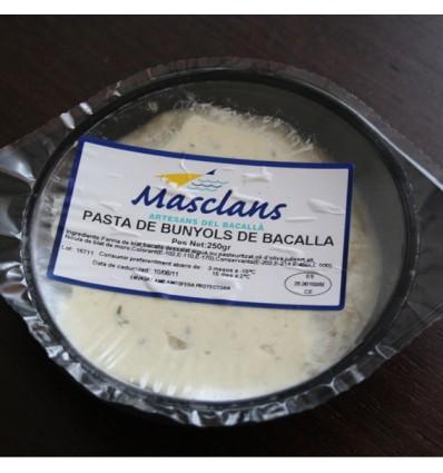 Pasta de Buñuelo