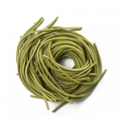 Spaghetti Espinacas