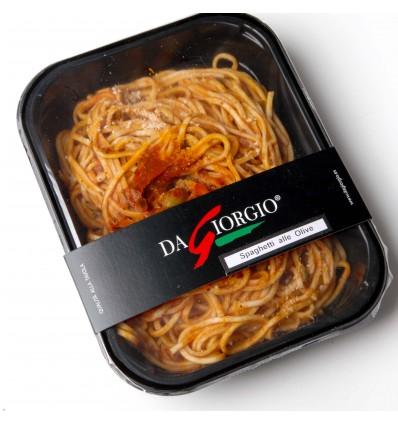 Spaghetti alle Olive