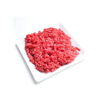 Carne Picada de Bistec de Ternera