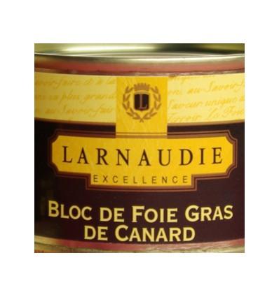 Bloc Foie de Pato Larnaudie