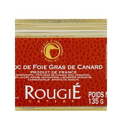 Bloc Foie Pato Rougié