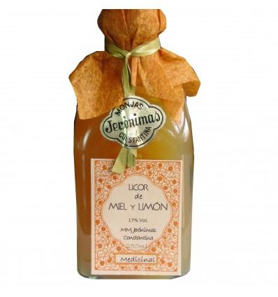 Licor de Miel y Limón