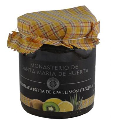 Mermelada de Kiwi con Limón y Tequila