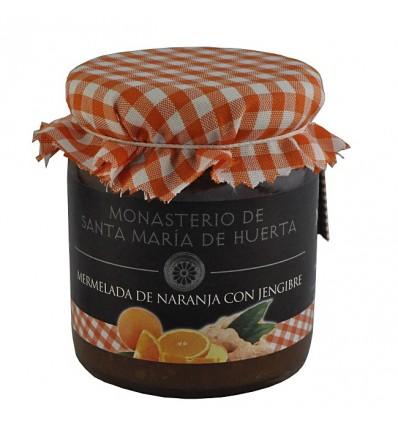 Melmelada de Taronja amb Gingebre