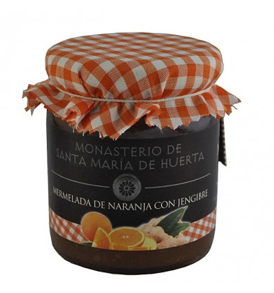 Mermelada de Naranja con Jengibre