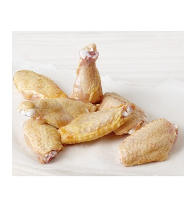 Alitas de Pollo Ecológico