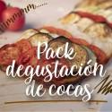Pack Degustación Cocas